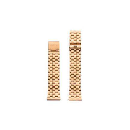 38 Bracelet Basic / IP Rosegold